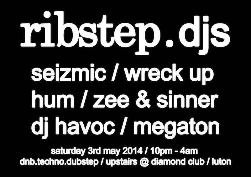 ribstep djs - 03.05.2014